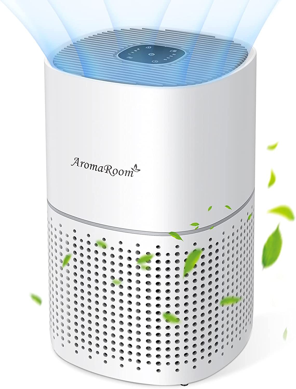 Aroma 70% OFF Outlet Room Air Purifier for HEPA Filte True Large Home Daily bargain sale