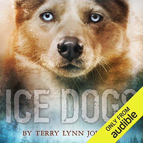 Ice Dogs audiobook cover art