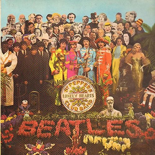 Beatles, The - Sgt. Pepper's Lonely Hearts Club Band - Parlophone - 3C 062-04177