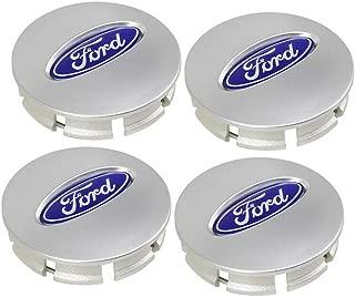 4PCS Sliver Center Wheel HUB CAPS Emblem Cover FIT for Ford BB53-1A096-RA