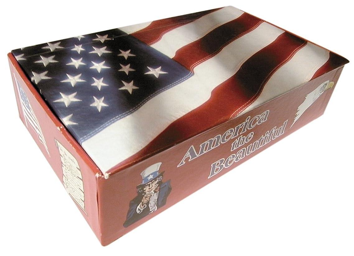 Aurora GB Flag Pencil Box, 8 9/16 in. L x 5 in. W x 2 1/4 in. H,