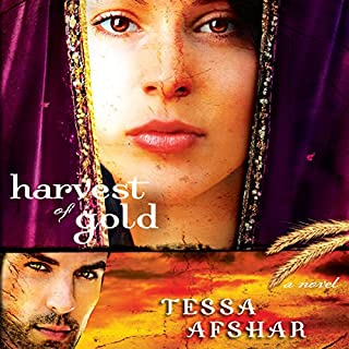 Harvest of Gold audiobook cover art