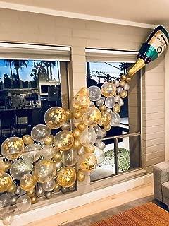 Champagne Bottle Balloon Kit,40