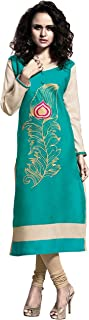 Women's Indo-Western Tunic Top Cotton Kurti