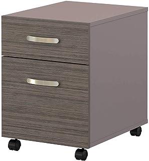 Bush Furniture Commerce 2 Drawer Mobile File Cabinet