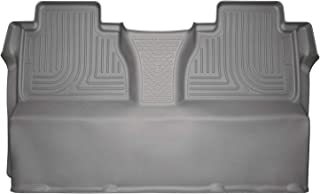 Husky Liners Fits 2014-19 Toyota Tundra CrewMax Weatherbeater 2nd Seat Floor Mat (Full Coverage)