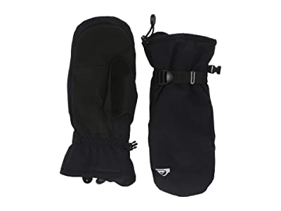 Quiksilver Mission Mitt (Black) Extreme Cold Weather Gloves