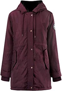 SoulCal Classic Parka Jacket Womens Coats Outerwear
