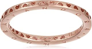 Pandora Women's Multi Tone Gold 18K Ring, 56 EU - 187133-56