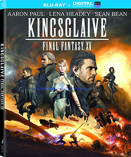 Final Fantasy XV - Kingsglaive [Blu-ray]