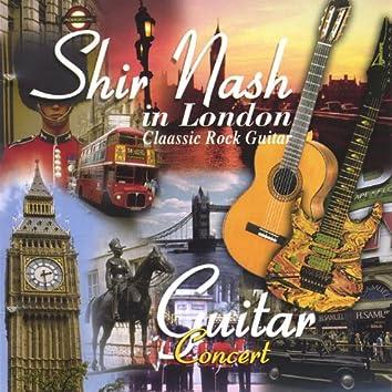 Shir Nash in London