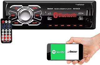 Mp3 Player Som Carro Usb Aux Cartão Sd Rádio Fm sem Bluetooth + Controle