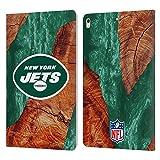 Head Case Designs sous Licence Officielle NFL Empreinte de résine et de Bois New York Jets Art...
