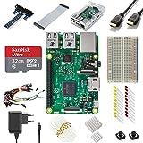 Vilros Raspberry Pi 3 Ultimate Starter Kit--EU Plug Edition