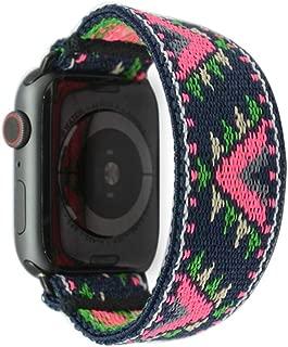 stretch elastic apple watch band