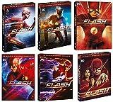 The Flash - Stagioni da 1 a 6 (31 DVD) Edizione Italiana