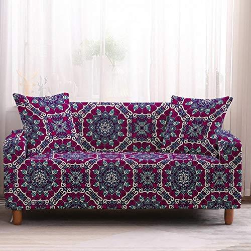 CHLM Fundas Fundas de sofá Patrón Fundas de sofá Toalla de sofá Muebles de Sala Sillón Sofás Sofá