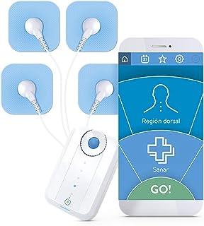 Bluetens Electronic Dispositivo estimulador Muscular, Unisex, Blanco, Talla única