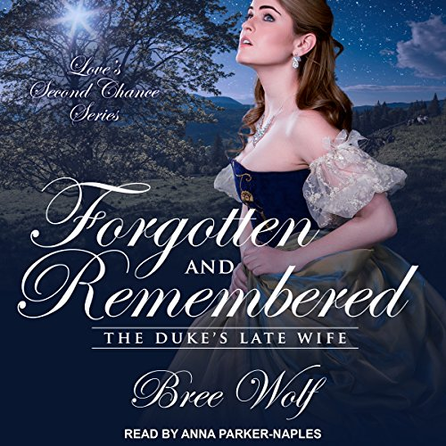 Forgotten & Remembered: The Duke's Late Wife cover art