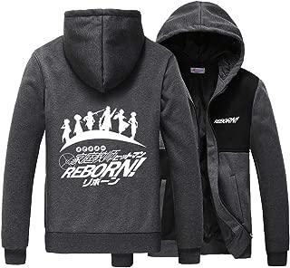 HonRmon Hitman Reborn Cosplay Costume Gokudera Hayato Coat Jacket