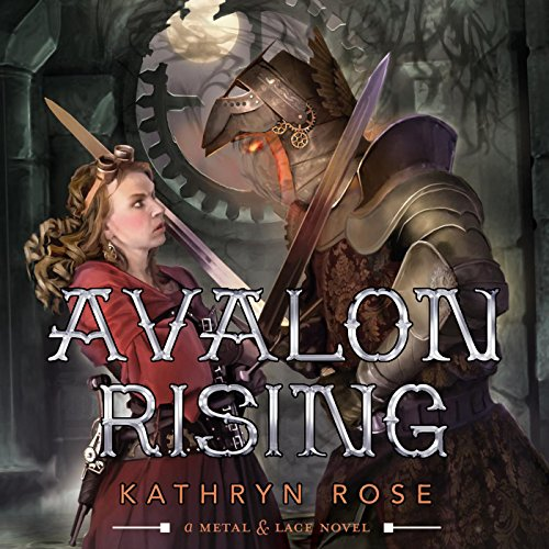 Avalon Rising Audiobook By Kathryn Rose cover art