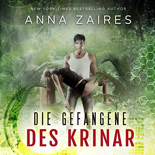 Die Gefangene des Krinar [The Prisoners of Krinar] cover art