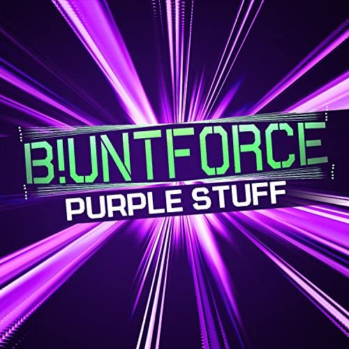The Blunt Force feat. Vibe Street