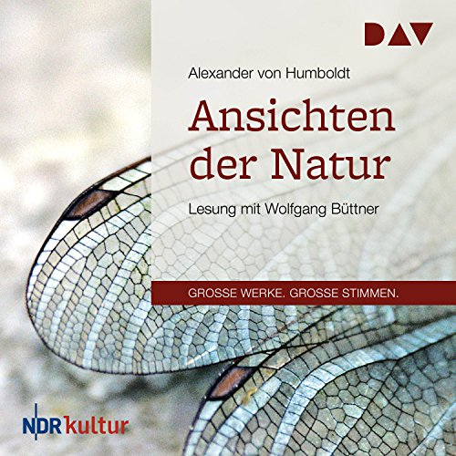 Ansichten der Natur audiobook cover art