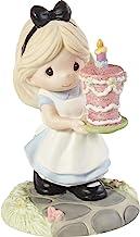 تمثال أليس في بلاد العجائب بعبارة Wishing You A Happy Un-BirORSSUN-