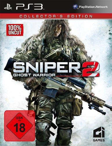 Preisvergleich Produktbild Sniper: Ghost Warrior 2 - Collector's Edition