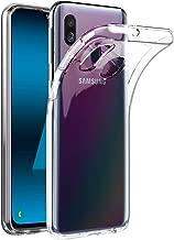 VGUARD Coque pour Samsung Galaxy A40, [Ultra Transparente Silicone en Gel TPU Souple] Housse Etui Coque de Protection avec Absorption de Choc et Anti-Scratch pour Samsung Galaxy A40
