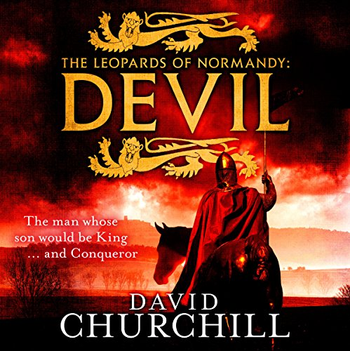 Devil audiobook cover art
