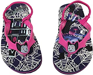 ACI Girl's Vampirina Beach Flip Flop Sandals