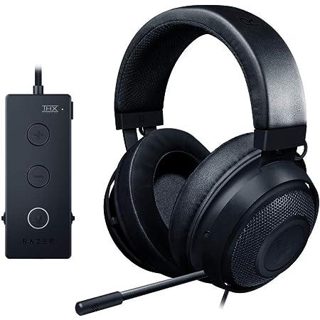 Razer Kraken Tournament Edition THX 7.1 Surround Sound Gaming Headset: Retractable Noise Cancelling Mic - USB DAC - For PC