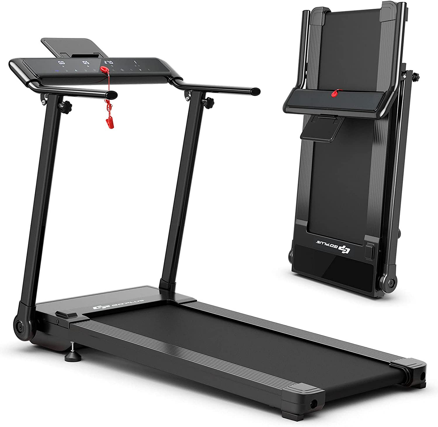 OFFicial store Goplus 70% OFF Outlet Folding Treadmill Superfit w Electric Portable