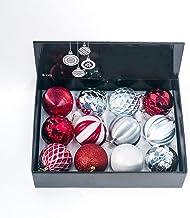 12-Piece Set Frosted Matt Christmas Ball Pendant Christmas Tree Ornament Christmas Tree Pendant Christmas Ball Set