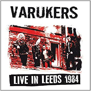 Live in Leeds 1984 [12 inch Analog]