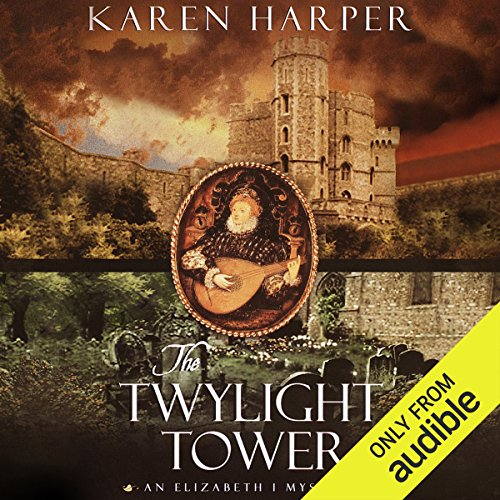 The Twylight Tower audiobook cover art