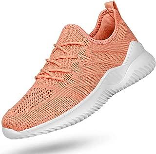 Womens Slip On Running Shoes Slip Resistant Walking Shoes...