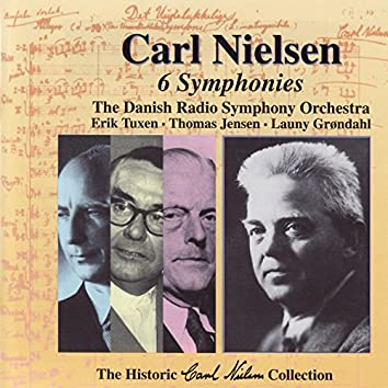 The Historic Carl Nielsen Collection Vol 1