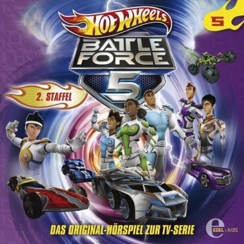 Hot Wheels Battle Force 5 (Staffel 2, Folge 5) Titelbild