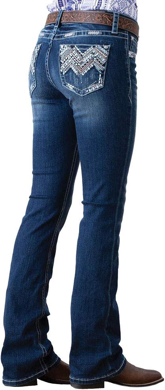 Grace in LA Rock Star Relaxed Fit Jeans
