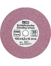 BGS 3178 | tarcza szlifierska | do Art 3180 | Ø 100 x 4,5 x 10 mm