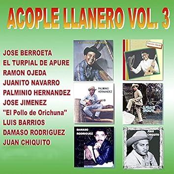 Acople Llanero (Vol. 3)