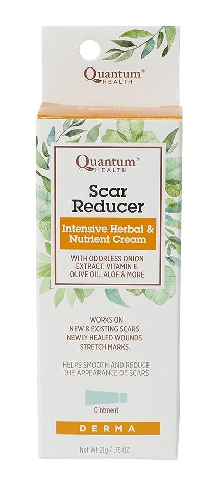 エラー調停するリテラシー海外直送品 Quantum Research Scar Reducing Cream, 21 Gm