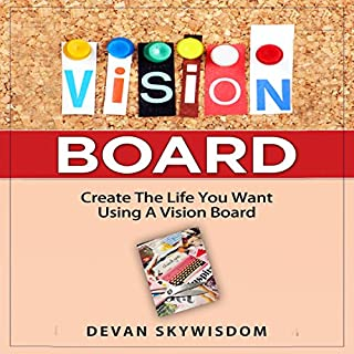 Vision Board audiobook cover art