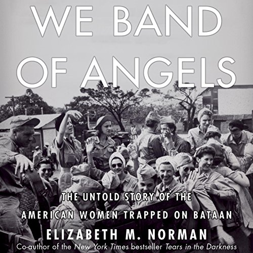 We Band of Angels audiobook cover art