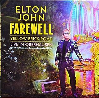Live In Oberhausen Germany・2019年5月12日・Yellow Brick Road Tour [2CD] (完全生産限定盤)(紙ジャケット仕様)