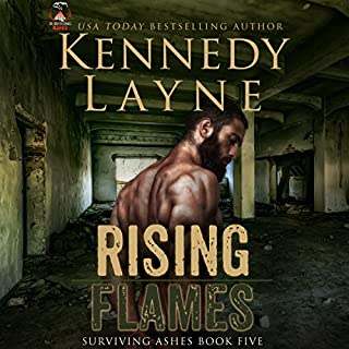 Rising Flames                   Written by:                                                                                                                                 Kennedy Layne                               Narrated by:                                                                                                                                 Rock Engle                      Length: 7 hrs and 34 mins     1 rating     Overall 4.0