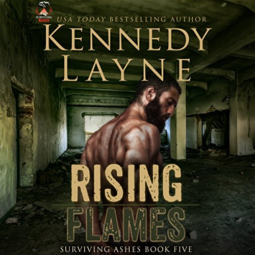 Couverture de Rising Flames